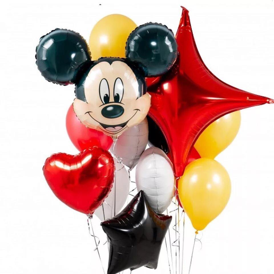нравится фото с шариками микки красивые